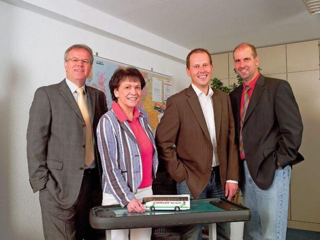 Manfred Thielmann, Heidemarie Kempa, Karsten Gail, Matthias Selzer
