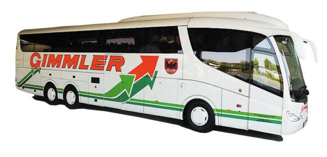 Scania Irizar, 56 Sitzplätze